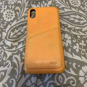 elago iphone xs case